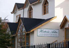 Ailen Hosteria - arquitectura