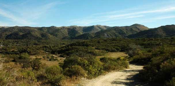 Alta Gracia - paisajes