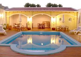 Altos de Balcarse Hotel - arquitectura