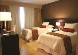 Amerian Cordoba Park Hotel - arquitectura