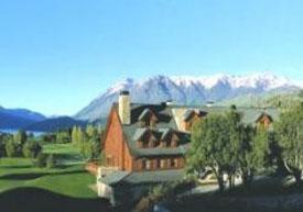 Arelauquen Lodge Golf & Polo - arquitectura
