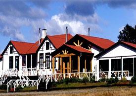 Aurelia Lodge - arquitectura