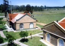 Azahares del Ayuí - arquitectura