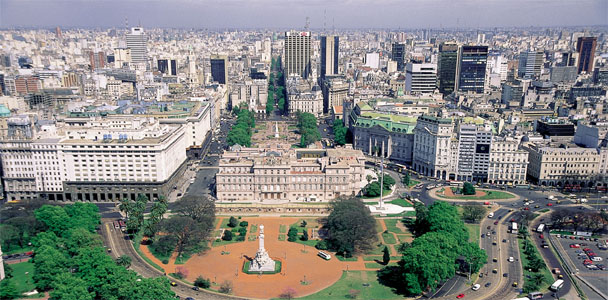 Buenos Aires - zonas