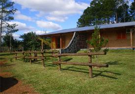 Cabañas Beraca - arquitectura
