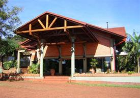 Cabañas del Parque - arquitectura