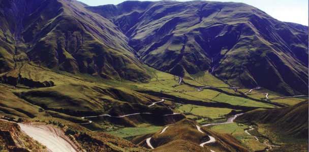 Cachi - paisajes