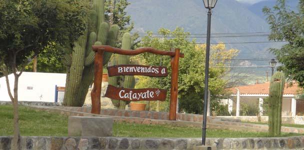 Cafayate - ciudades