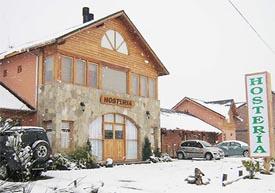 Caleufu Travel Lodge - arquitectura
