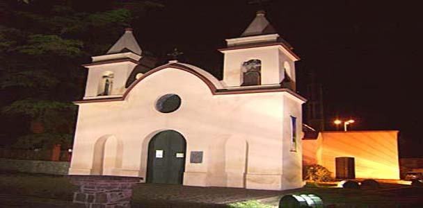 capilla vieja y museo de arte religioso - paseo