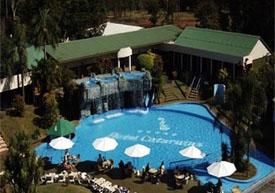 Cataratas Hotel - piscina