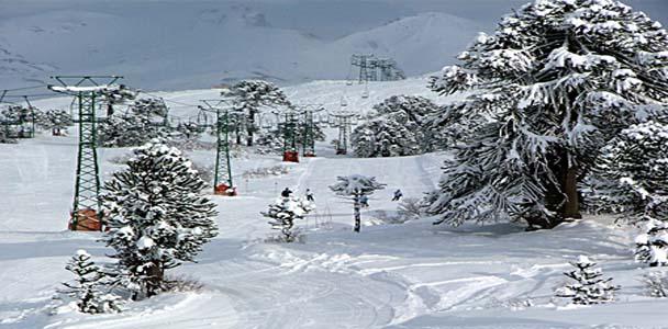 centro de esqui caviahue - caviahue
