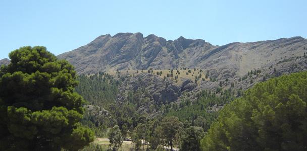 Mirador - Sierra de la Ventana