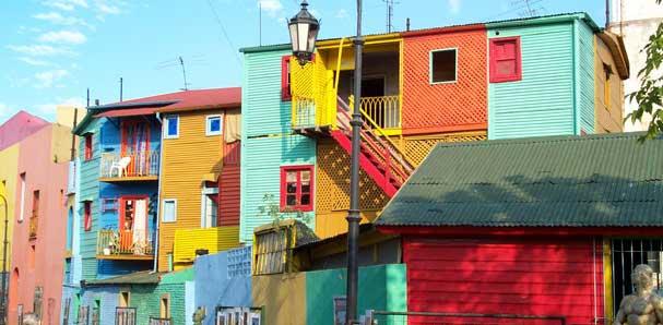 Ciudad de Buenos Aires - destinos