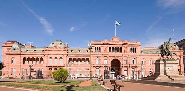 Ciudad de Buenos Aires - recorridos