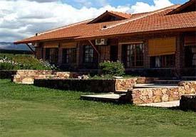 Colina del Valle - arquitectura