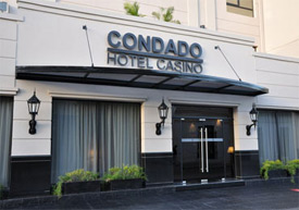Condado Hotel Casino - arquitectura