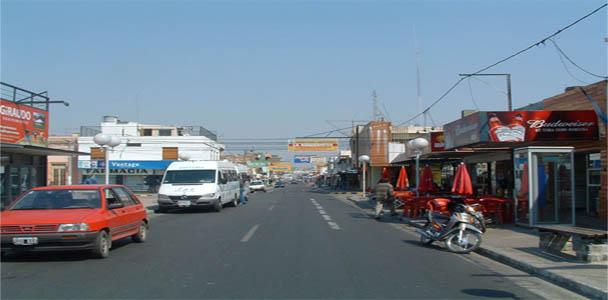 Cosquín - destinos