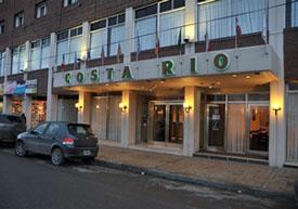 Costa Río - arquitectura