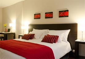 dazzler puerto madryn - hotel