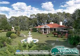 Estancia Villaverde - arquitectura
