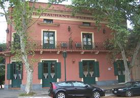Hostería del Puerto - arquitectura