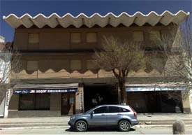 Hotel Crystal La Quiaca - arquitectura