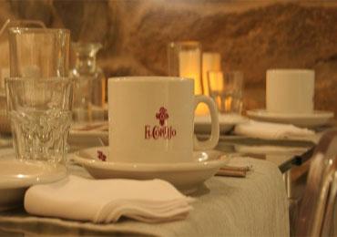 Hotel Boutique El Cortijo - Restaurant con Desayuno