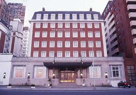 Hotel Hermitage - arquitectura