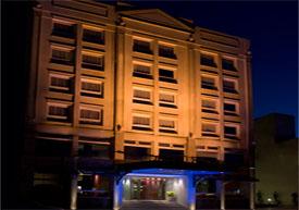 Hotel Patagonia - arquitectura