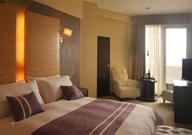 Hotel Rayentray - arquitectura