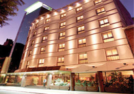 Hotel Riviera - arquitectura