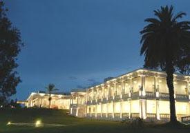 Howard Johnson Sierras Hotel & Casino - arquitectura