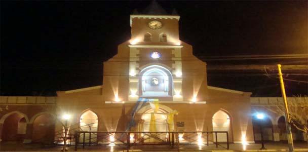 iglesia - paseo