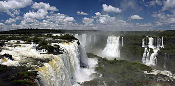 Iguazú - destinos
