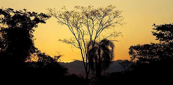 Iguazú - paisajes
