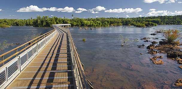 Iguazú - capitales