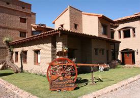 La casa de la bodega - arquitectura