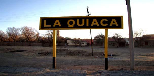 La Quiaca - ciudades