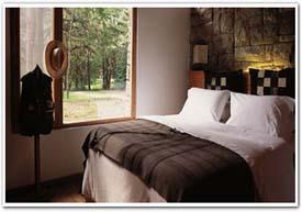 Lago Verde Wilderness Resort - arquitectura