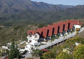 Le Mirage Village Club Resort - arquitectura