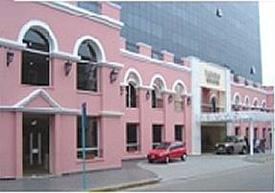 Naindo Park Hotel - arquitectura