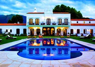 Patios de Cafayate Hotel & Wine Spa - arquitectura