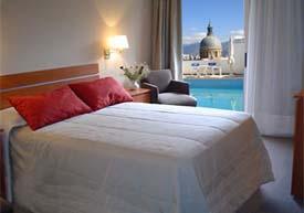 Plaza Hotel (La Rioja) - arquitectura