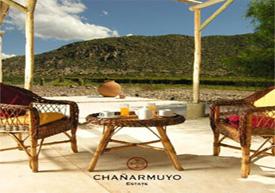 Posada Chañarmuyo - arquitectura