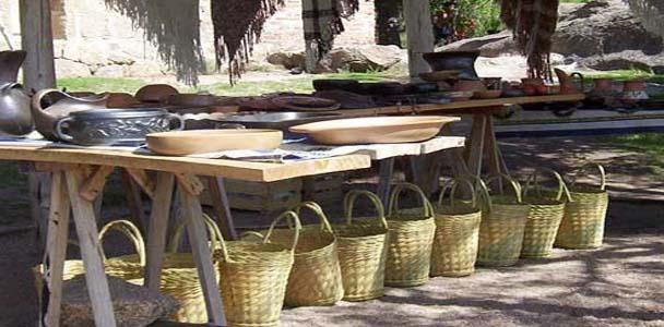productos tipicos de mina clavero -