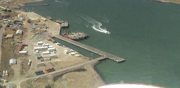 Puerto Deseado - paisajes