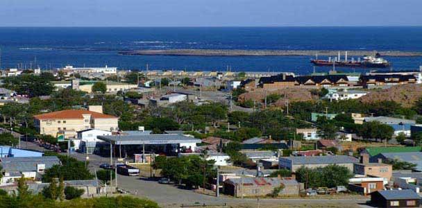 Puerto Deseado - ciudades