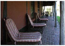 Rancho de los Esteros - arquitectura