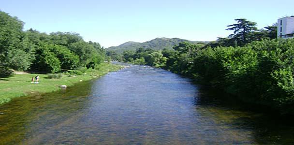 rio santa rosa - paseo